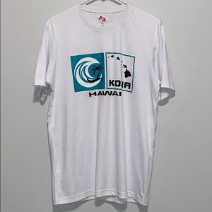 Hawaii Kona - Dri fit tee Shirt - Size M